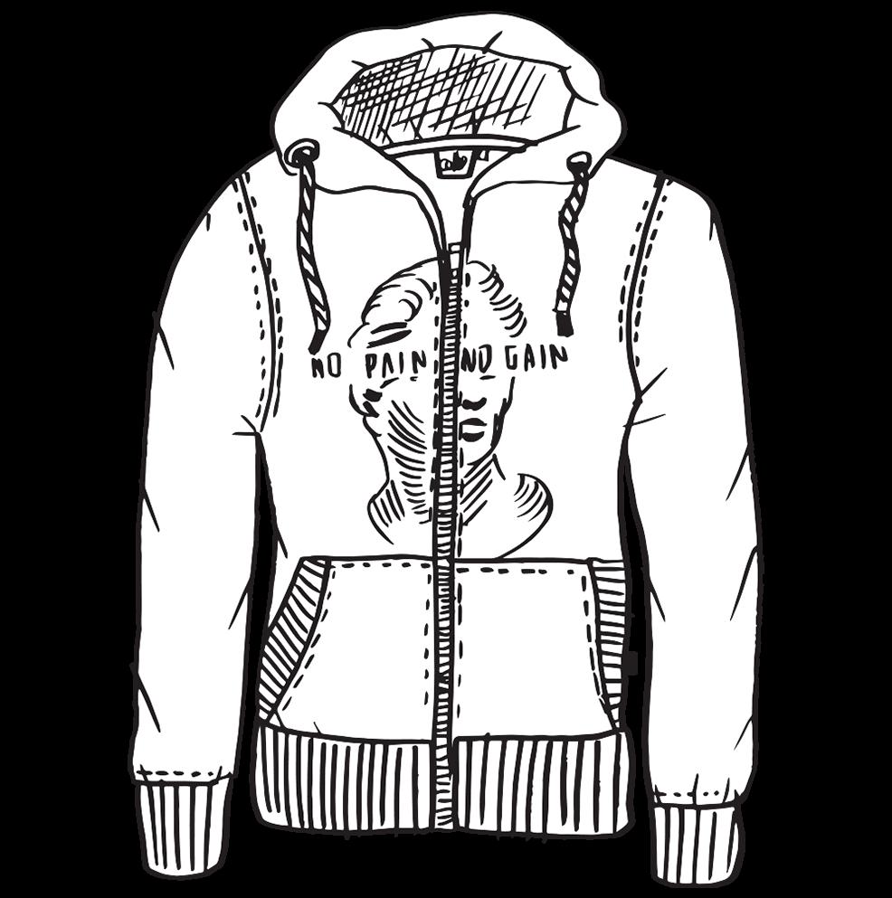 je eigen kleding maken schets